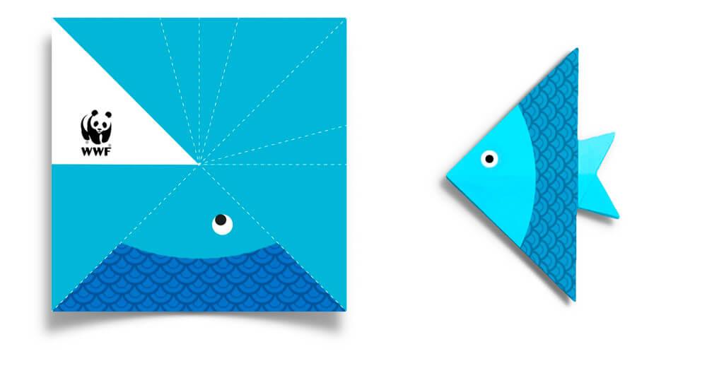 origami wwf
