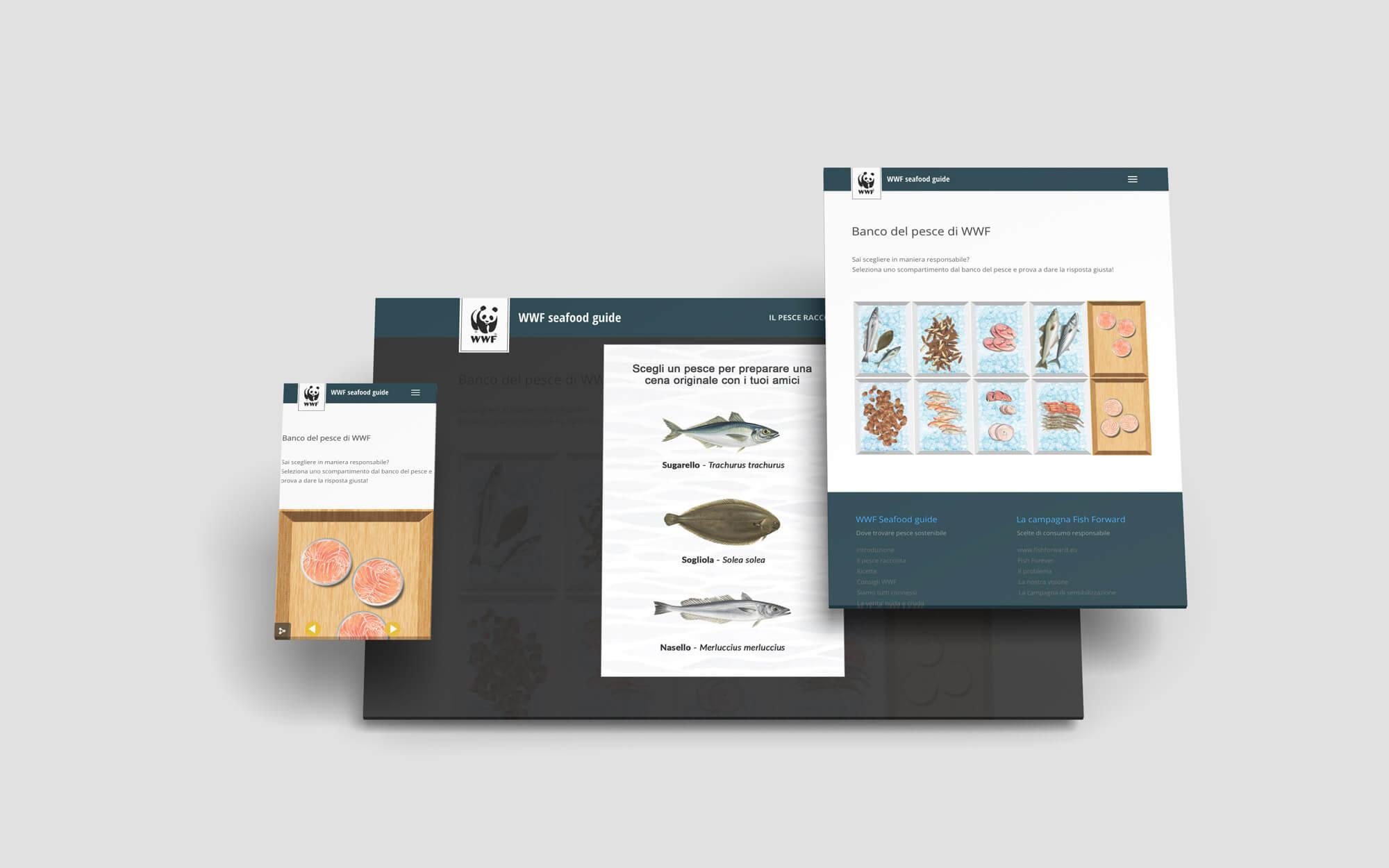 banco del pesce web